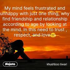 sad love es in hindi my mind feels