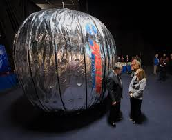 Inflatable Room Space Station Getting Inflatable Room A Cosmic 1st