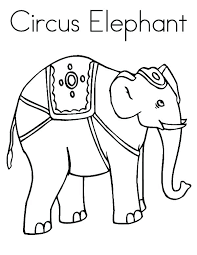 Elephant Coloring Sheets Elephant Coloring Pages Twisty Noodle Baby