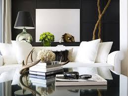 White Sofa Living Room Living Room White Sofa Black Living Room Design Decobizz Glubdubs