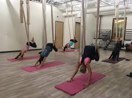 aerial yoga carmichael yoga med fit