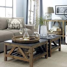 bluestone top coffee table square coffee table home decor bluestone top round coffee table