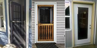 diy screen door blueprints
