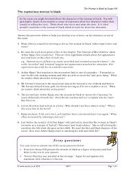 ks the w in black by susan hill teachit english 1 preview
