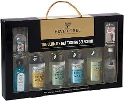 fever tree ultimate gin and tonic collection set of 8 bottles amazon co uk grocery