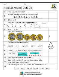 Math Worksheets Fraction Equivalent Grade Key Stage Maths Stunning 1 ...