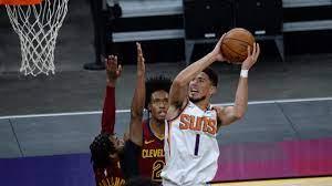 Cleveland Cavaliers vs Phoenix Suns Feb ...