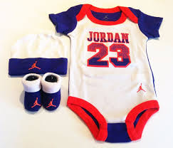nike 0 3 months. new nike jumpman baby girl clothes 0-6 months 3 piece set bodysuits hat socks 0