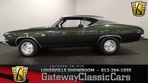 1969 Chevrolet Chevelle SS - Louisville Showroom - Stock # 1504 ...