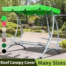 garden swing canopy outdoor