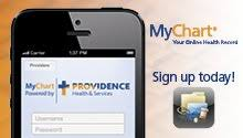 mychart providence oregon