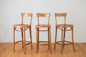 Thonet Bar Stools Thonet Bar Stool E54