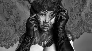 Blac Chyna Poses Nude for ELLE Rob Kardashian s Fiance Blac.