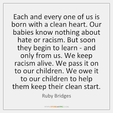 Ruby Bridges Quotes Magnificent Ruby Bridges Quotes StoreMyPic