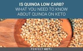 is quinoa low carb