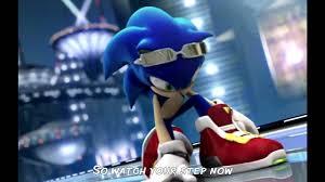Ver Youtube - His World Lyrics with zebrahead Sonic