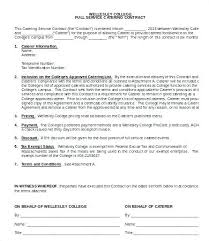 Facilitator Agreement Template