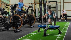 cambridge fitness wellbeing gym floor