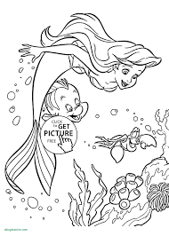 Free Mermaid Coloring Pages Awesome Ariel Coloring Pages Printable