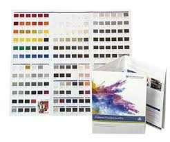 Ral Color Chart Amazon Crl Ral Powder Coat Color Brochure