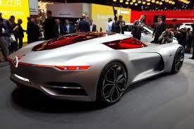 2018 renault cars. beautiful renault renault trezor  paris rear quarter with 2018 renault cars g