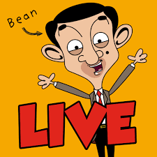 An Animated Facebook Livestream Of Mr Bean Uses Adobe Character