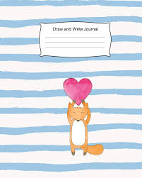 Creating a square dotted line. Draw And Write Journal Notebook For Kid Story Paper With Picture Space For Title Drawing Journals Illustrations And Centered Dotted Lines For Kinder 3rd Grade 100 Pages 8 X 10 Inches Carvalho