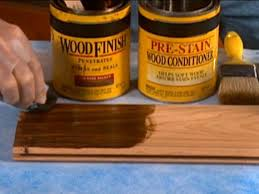 many wood staining s exist for projects