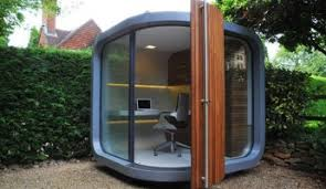 office pod. officepod prefab home office gallery pod thecoolist