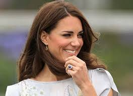 It was also princess diana's engagement ring. The History Of Kate Middleton S Engagement Ring Purewow