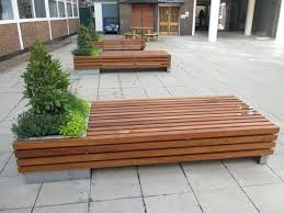 bench with planter planters with bench seating planters with bench seating minimalist planter bench seat kmart bench with planter