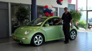 2003 VW Beetle GLS Turbo $7,985 - YouTube