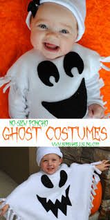 this is sarah s sister rachel and last i somehow created a really darling and really easy no sew ghost costume for my kids