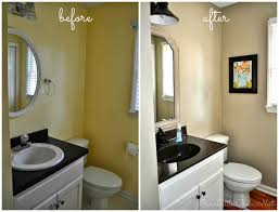 half bathroom makeovers before and after. half bathroom makeover. finally, another before and after makeovers