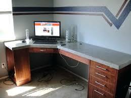 custom built desk office sizes custom built computer desk office desk ideas counter height table custom