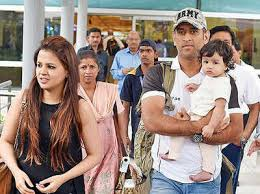 Image result for sakshi dhoni