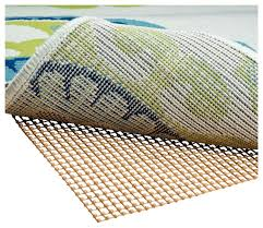 outdoor rug pad contemporary rug pads by oriental weavers usa inc