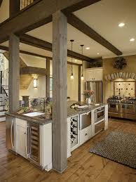 oven in island. Kitchen Island With A Fridge, Cooler And Oven In