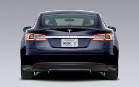 tesla electric car motor. TESLA MOTORS Model S (2012 - 2016) Tesla Electric Car Motor