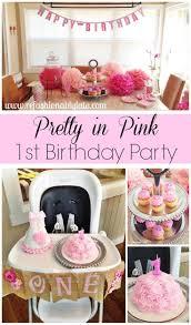 First Birthday Party Ideas Details U0026 Decorations  Harvard Homemaker1st Birthday Party Ideas Diy