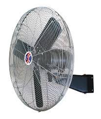 wall mounted oscillating fan q standard 10236 three sd 20 oscillating wall mount