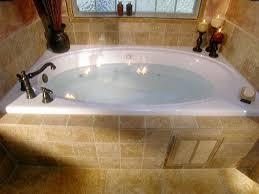 kohler jetted tub oval
