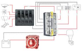 systems gallery blue sea systems bussing switching and battery management subsystem