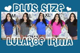 Size Chart For Lularoe Irma 74 Comprehensive Llr Irma Sizing