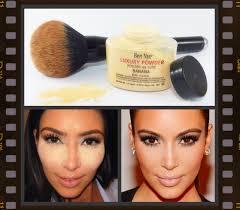 ben nye bella luxury powder ben nye banana powder kim kardashian
