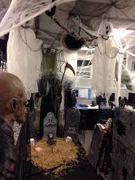 office haunted house ideas. Halloween Cubicle Office Decorations Retail Hell Underground And The Winner Of Home Design 13 Ideas Haunted House O