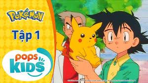 Phim Hoạt Hình Pokemon Trọn Bộ Thuyết Minh