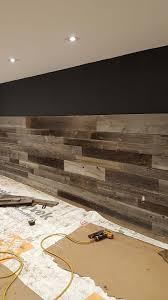 barn board walls