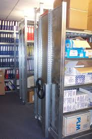 storplan provide a comprehensive innovative and sophisticated range of mobile shelving and storage systems