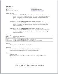 Reddit Resume Examples Resume Format Job Resume Template